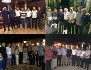 Lira reúne prefeitos, vereadores e lideranças de 10 cidades da região de Cajazeiras