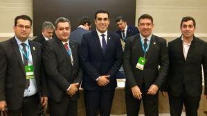 Gervásio Maia é eleito para diretoria do colegiado de presidentes na Unale