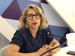 Luzenira Linhares assume presidência do PT de João Pessoa nesta quarta-feira