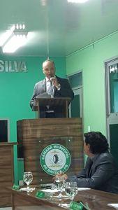 Grupo liderado por ex-secretário protocola nesta terça pedido de cassação de Berg Lima
