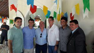 Em CG,  Romero Rodrigues se encontra com vereadores de João Pessoa e 13 prefeitos