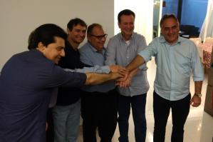 BASTIDORES: Em CG, Romero e Cartaxo revelam a sintonia das oposições