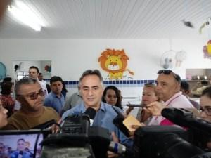 Luciano Cartaxo diz que Marmuthe tem prioridade sobre retorno à CMJP