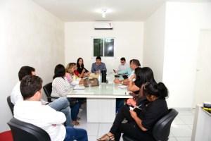 Secretários de Santa Rita avançam no diálogo e acordo com sindicalistas