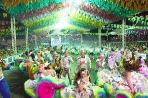 Resgate da cultura: Santa Rita sedia grande festival de quadrilhas juninas