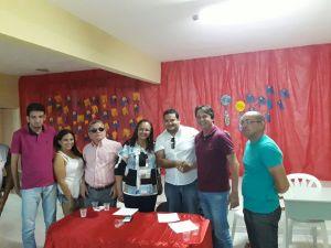 Dissidentes do PSB se filiam ao PMN e fortalecem projeto da oposição na PB