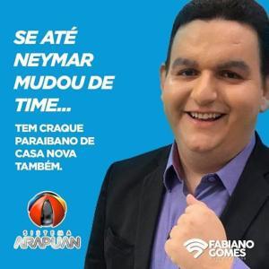 Fabiano Gomes é anunciado novo diretor executivo do Sistema Arapuan