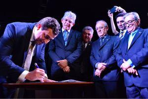Gervásio Maia diz que novo Centro Administrativo vai gerar economia para ALPB