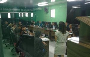 Advogados apostam na soltura de Berg Lima e articulam estratégias para adiar cassação