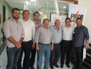 PMDB lamenta morte de Claudino Freire, ex-prefeito de Gurinhém