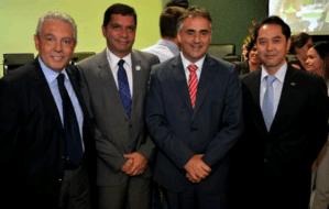 """Luciano Cartaxo reúne prefeitos em JP para discutir projeto """"Cidade Sustentável"""""""