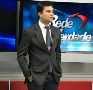 TV ARAPUAN: Anderson Soares retorna nesta segunda à TV e vai apresentar o Rede Verdade
