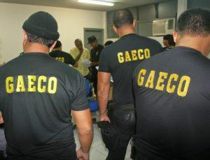 """Gaeco entra de recesso com marca de 13 operações e R$ 46 milhões """"resgatados"""""""