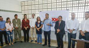 Prefeito entrega USF e beneficia 16 mil pessoas com atendimento do Gerente Saúde