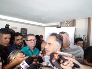 """""""A gente vai saber no final"""", diz Cartaxo sobre possibilidade de desincompatibilizar do cargo"""