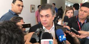 """""""Tudo indefinido ainda"""", diz Cássio sobre a unidade da frente das oposições para 2018"""