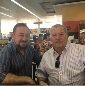 Café da manhã: Sales Dantas articula apoio de Aluízio Régis a prefeita de Conde