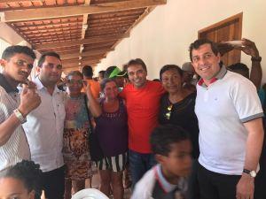 Dupla GMs visita cidades da Paraíba em busca de apoio para 2018