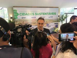Cartaxo apresenta Plano João Pessoa Cidade Sustentável e destaca visão de futuro da capital