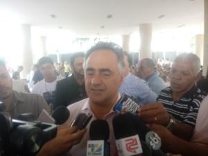 """""""É lamentável que a oposição seja contra o concurso"""", diz Cartaxo tentativa de anulação"""