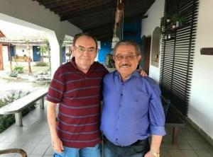 Eleições 2018: Maranhão visita Ivandro Cunha Lima em busca de apoio do PSDB