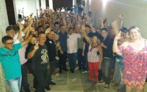 Em Coremas, Cartaxo diz que PB precisa de um governo mais humilde e humano