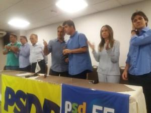 Luciano Cartaxo participa da convenção Estadual do PSDB neste sábado