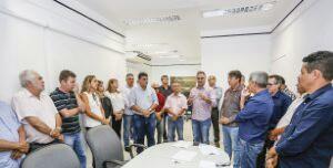 Luciano Cartaxo encaminha à CMJP projeto que altera PCCR dos Auditores Fiscais