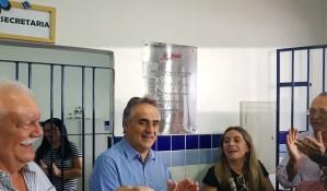 Cartaxo entrega escola com novo padrão de qualidade e amplia número de vagas