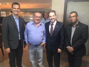 Eleições 2018: Maranhão diz que PMDB e PRB são irmão e não podem se separar
