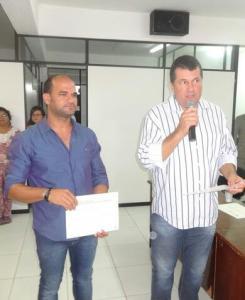 Mesmo cirurgiado, prefeito de Sobrado não confia em transmitir cargo para vice