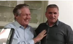 Julian Lemos diz que acordo sobre comando do PSL na PB foi fechado com Luciano Bivar