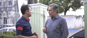 """""""Romero é quem define o prazo"""", diz Cássio sobre o anúncio do PSDB para as eleições deste ano"""