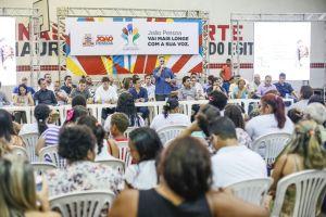 Moradores elegem saúde, educação e políticas urbanas como prioridades