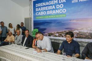 Cartaxo autoriza início das obras de drenagem da Barreira do Cabo Branco