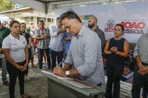 PMJP inicia obras do Novo Mercado de Jaguaribe e garante pólo de cultura e lazer