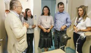 PMJP e Fecomércio lançam projeto 'Boa Praça' e oferecem serviços à comunidade do Gervásio Maia
