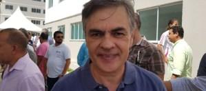 """Cássio evita comentar possível candidatura de Manoel Júnior ao governo: """"Aguardo a decisão de Luciano e Romero"""""""