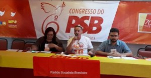 Em nota, PSB de JP  diz que decisão de desembargador interfere nos atos de governo do Executivo