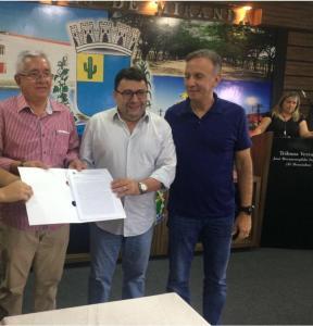 Aguinaldo cumpre agenda administrativa em Soledade e anuncia liberação de mais recursos para município