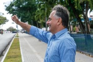 Luciano Cartaxo aceita convite de filiação e se torna presidente do PV na Paraíba