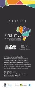 João Pessoa realiza primeiro Encontro de Cidades Criativas Brasileiras da Unesco