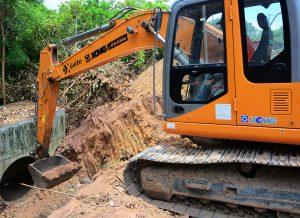PMJP inicia implantação da rede de drenagem na área da Barreira do Cabo Branco