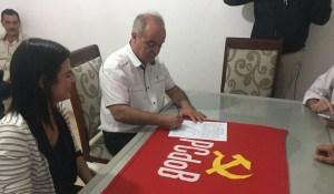 Inácio Falcão se Filia ao PCdoB e fortalece projeto eleitoral 2018 do partido