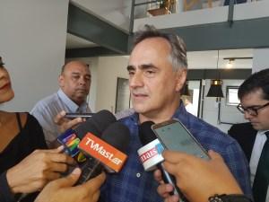 """Cartaxo rebate críticas da oposição sobre candidatura de Lucélio e ironiza: """"Não era o que diziam em 2014"""""""