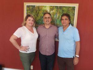 MAIS APOIOS: Vice-prefeita de Mari se filia ao PV e diz que Lucélio representa o novo na Paraíba