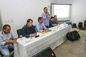 Luciano reúne secretariado e define metas de gestão para os próximos anos