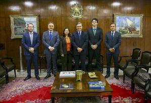 Luciano Cartaxo se reúne com Tesouro Nacional e acelera aprovação do empréstimo de U$ 100 milhões