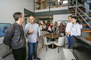 Prefeitura de João Pessoa apresenta unidade mobiliada do Villa Sanhauá