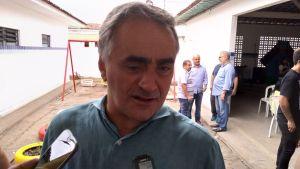 """Cartaxo comemora apoio do ex-partido à pré-candidatura de Lucélio e alfineta RC: """"É possível fazer política respeitando as pessoas"""""""